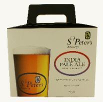 St Peter's IPA 3.0 Kg 32 Pints Beer Kit